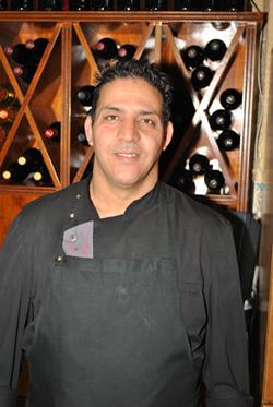 Simone Nassif, chef de la trattoria L'Incontro